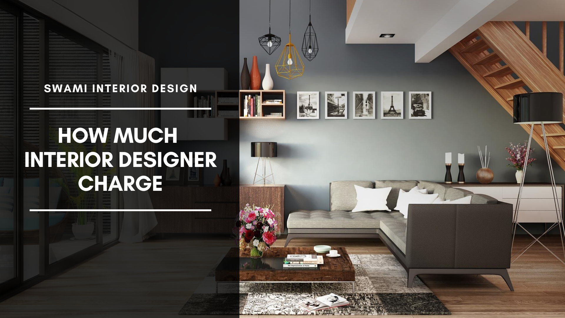 How Much Does An Interior Designer Charge In India Swami